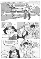 Slovenian Myths, page 1 by AoiNoKitsune
