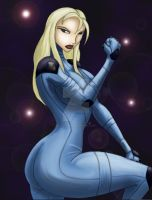 Zero Suit Samus by Jason244555