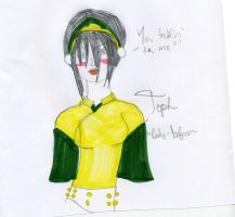 You Tawking to Toph by Lady-Icefire