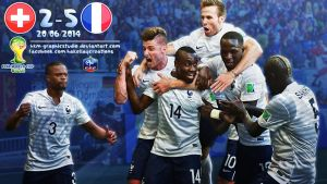 France WC2014 by HkM-GraphicStudio
