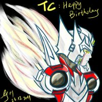 wing: a birthday gift by ighcaveros