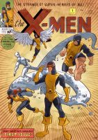 X Men by judson8