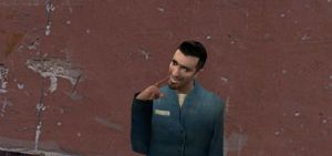 My gmod thingy avatar person.. by GmodMike
