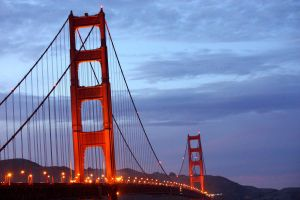 The Golden Gate by shftwings