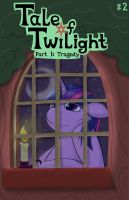 Tale of Twilight - Issue #2 Cover by DonZatch