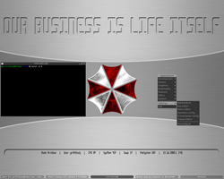 Umbrella Corp by Ghost1227