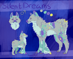 Silent Dreams Reference Sheet by Kama-ItaeteXIII