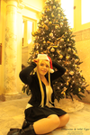 A Winry Rockbell Christmas by WildTigerCosplay