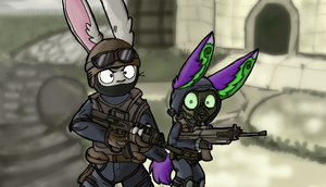 Counter Strike by ItsCarmenJones