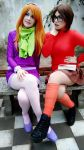 daphne and velma by Tifa25