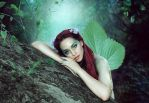 Forest Faerie by Kimberly-M