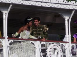 Tiana and Naveen by LostWendy