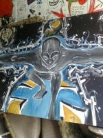 its not the silver surfer by HippyGirl5