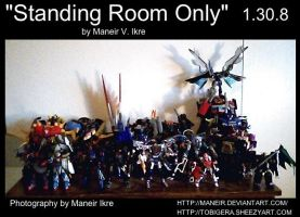 Standing Room Only by Maneir