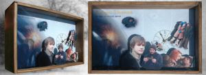 Eternal Sunshine Clock by NickDClements