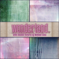 Wonderland Textures by jordannamorgan