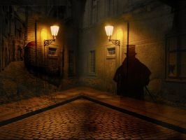 London After Midnight by northern-sun