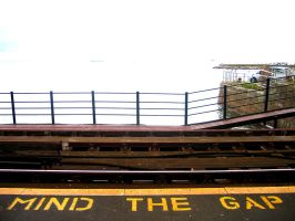Mind The Gap by Phlip182