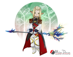 FFXIV Commission : Cuvelia by Milee-Design