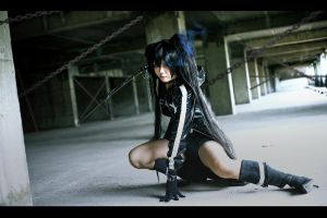 Black Rock Shooter 7 by Inushio