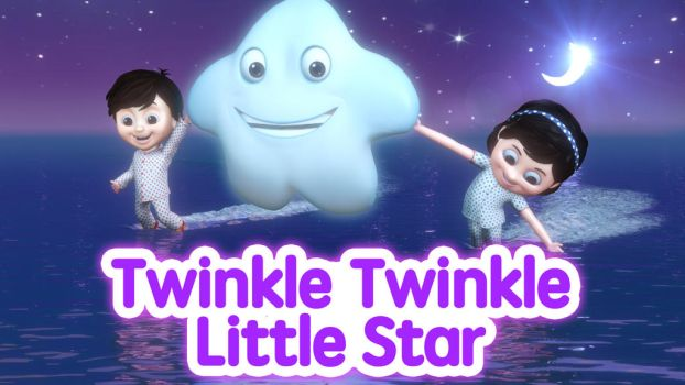Twinkle Twinkle Little Star | Twinkle Twinkle lit by avcgi360