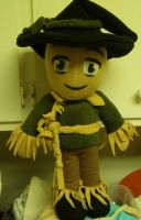Scarecrow (Wizard of Oz) Plush by nenfere