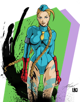 Cammy - Collab by Killy442