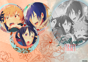 Noragami by SparkOfShadows