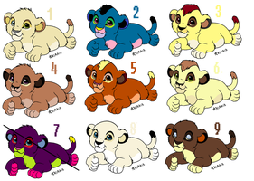 Baby Cubbie ADOPTS by Nintendo-Lover-Kat