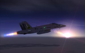 FSX F15 by julsscorp