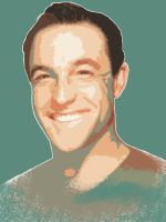 Gene Kelly by Haeddre