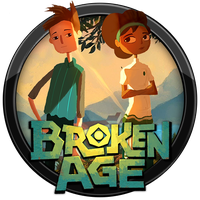 Broken Age Icon v2 by andonovmarko