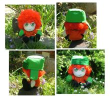 More Kyle Plushie by Kinky-chichi