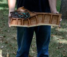 Mesquite Tray Top Finished by lamorth-the-seeker