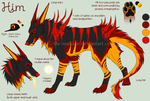 CM: Reference Sheet by The-Nutkase