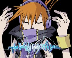 The World Ends With You: Neku by fallen-angel-Hope
