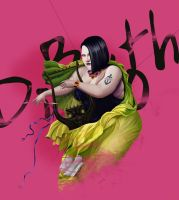 Beth Ditto - Portrait by clementmeriguet