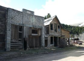 Marysville Ghost Town 5 by Falln-Stock