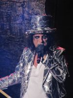 Alice Cooper at Alexandra Palace 22 by thehellpatrol