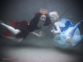Alice in Underwaterland 1 by DefyingHell