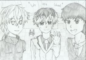 We Are Ghoul by rayen26