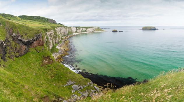 Carrick-a-Rede III by jvrichardson