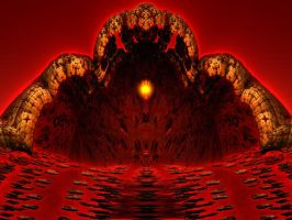 Cult of gold leads to hell by Coolok