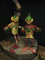 Gourd Lord- Peabo and Obleo by Boggleboy