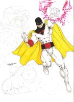 Space Ghost by -vassago-