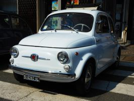 1963 Fiat 500 D by GladiatorRomanus