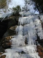 Ice falls2 by karlallenjr