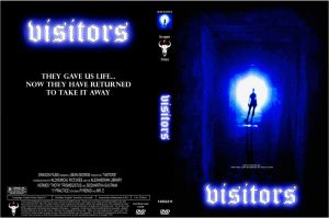Visitors DVD Cover by VictorianSpectre