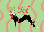 Ted from KnT by sweetfoxgirl