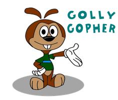 The Golly Gopher Show: Golly Gopher by ToonIncProductions